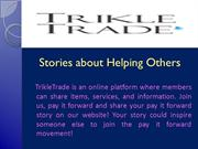 Stories about Helping Others