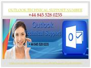 Outlook Support Number +44 845 528 0235