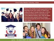 MBBS in Russia for Indian Students