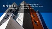 Luxury Apartments for Rent - Fully Furnished Apartments by Revisn