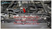 How to Recognize the Damaged Fuel Rail Pressure Sensor of Car