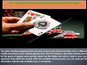 Spy Cheating Playing Cards Device in Goa 9999994242