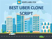 Best Uber Clone App Script For Taxi Booking By White Label Fox