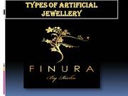 Types of artificial Jewellery