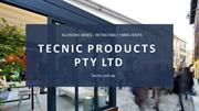 Custom Commercial Awnings by Tecnic