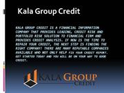 Goal is to improve your credit score – Credit Analysis