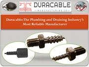 Duracable The Plumbing and Draining Industry's Most Reliable Manufactu