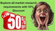 Find all market research necessities with Market reports on China