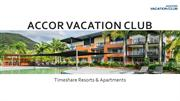 Accor Vacation Club - An Investment In Lifestyle