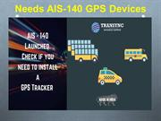 Needs AIS-140 GPS Devices
