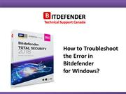 How to customize your Dashboard with Bitdefender Antivirus Security