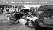 What To Do After a Car Accident in New York - GLK Law