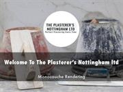 The Plasterer_s Nottingham ltd Presentations
