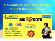 5 Advantages and Disadvantages of Big Data in Businesses