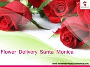 Flower Delivery Santa Monica