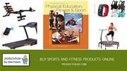 Buy Sports and Fitness Products Online-Products4use