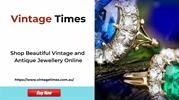 Shop Beautiful Vintage and Antique Jewellery Online
