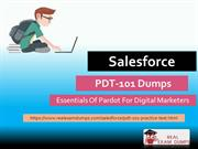 Pass Salesforce PDT-101 Exam in First Attempt