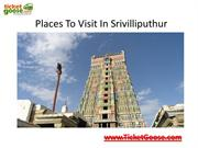 Places To Visit In Srivilliputhur