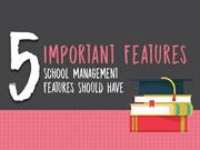5 Important Features School Management Features Should Have