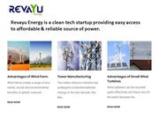Revayu Energy - Wind and Solar for Industries