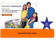 BIG BAZAAR PROJECT
