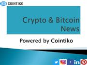 Crypto & Bitcoin News