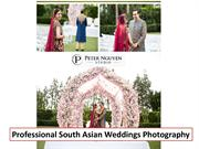 Professional South Asian Weddings Photography