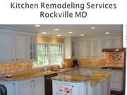Best Kitchen Remodeling Services Rockville MD