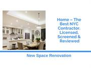 Best Home Remodeling Contractors in New York