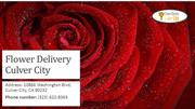 Flower Delivery Culver City