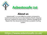 Contact For Safe And Reliable Asbestos Removal Services In Watford