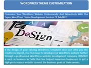 If Hire the Wordpress Development Company in Delhi