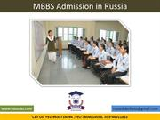 MBBS Admission in Russia