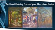 The Pastel Painting Process Learn More About Pastels