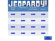 Tablet PC Jeopardy Training Exercise