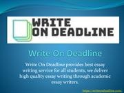 Effective Guidelines On How To Write A Narrative Essay Efficiently