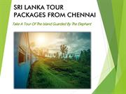 Sri Lanka Tour Packages From Chennai