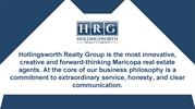 Top Maricopa Realtors - Hollingsworth Realty Group