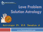 Black Magic Removal Remedies - Astrologer Pt. B.K. Sandilya Ji