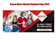 Know More About Student Visa 500