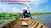 Tips for Preparing for Long Term Travel to Vietnam