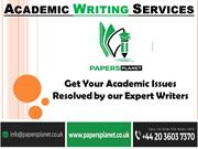 Academic Writing Service | UK Academic Writing Help | Papers Planet