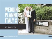 Leading wedding planners UK and Italy