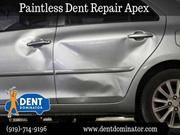 Leading Paintless Dent Repair Company in Apex NC