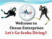 PADI Approved Courses For Scuba Diving in San Diego.