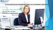 Outsourced Bookkeeping | Outsourcing Accounting Services USA