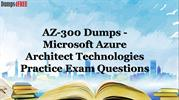 Free AZ-300 Dumps Questions With Answers (PDF & Engine)
