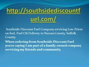 Fuel Delivery Suffolk County