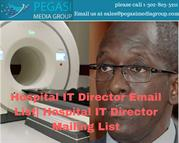 Hospital IT Director Email List_ Hospital IT Director Mailing List